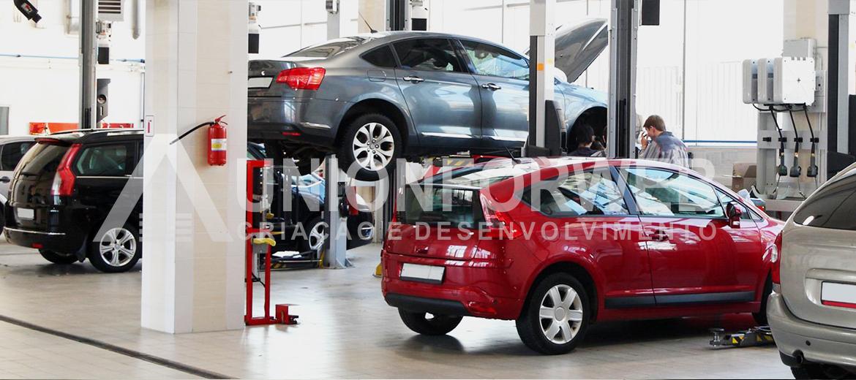 Criação de Site Empresa Centro Automotivo SP