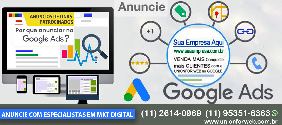 Por que Anunciar no Google Ads? Marketing Digital