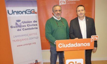 UniónGC solicita más efectivos para la Guardia Civil en Cantabria
