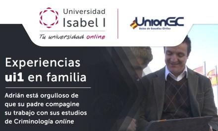 Convenio UnionGC y la Universidad Isabel I