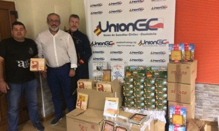 UnionGC Cantabria endulza la misión guardias civiles desplazados a Cataluña