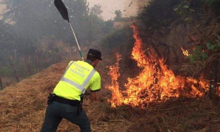 Galicia arde, en UnionGC pedimos medios para los Guardias Civiles