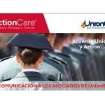 Convenio UnionGC y AccionCare