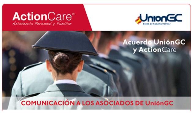 Convenio UnionGC y ActionCare