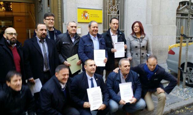 UnionGC en unión del resto de asociaciones y sindicatos advierten a Zoido con una 'huelga de celo' por la #equiparación #salarial