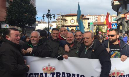Policía y Guardia Civil lanzan un ultimátum a Interior por la equiparación salarial