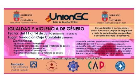 Curso sobre igualdad y violencia de género