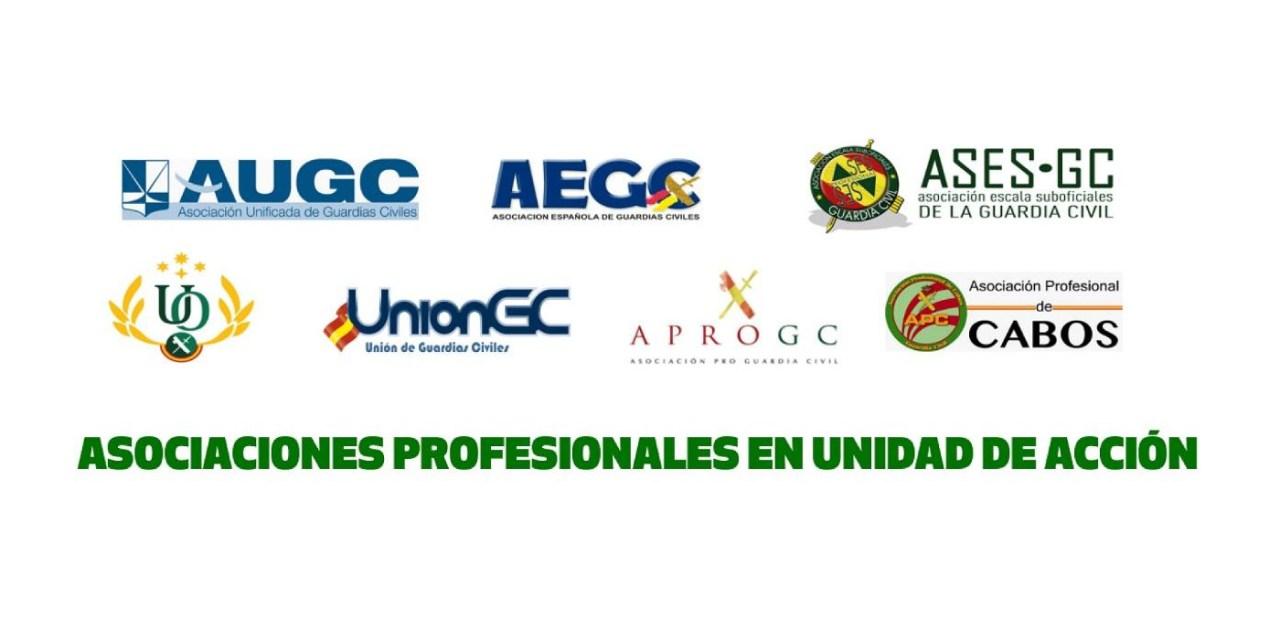 UnionGC junto al resto de asociaciones solicitan una reunión urgente de la mesa de la equiparación