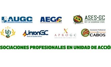 Reunión de las asociaciones con el PP previo a la votación de la moción para que se cumplan los acuerdos de #juntosxlaequiparacion