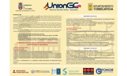 I Jornadas de UnionGC sobre protección de infraestructuras criticas un reto para la seguridad