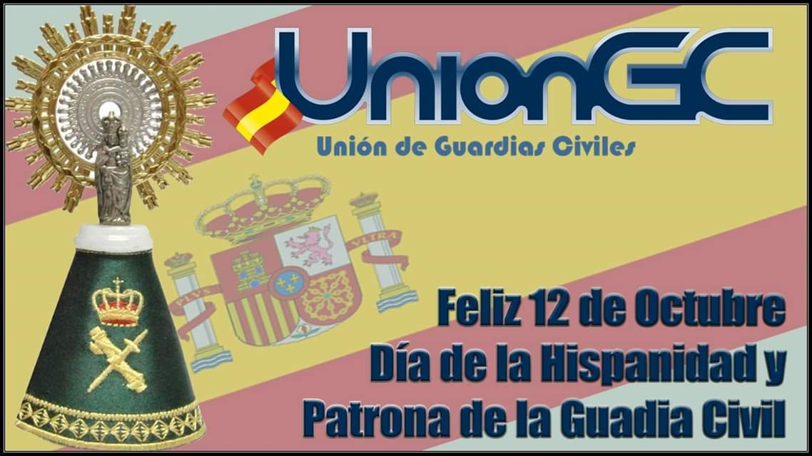 UnionGC os desea un Feliz dia de Ntra. Sra. del Pilar
