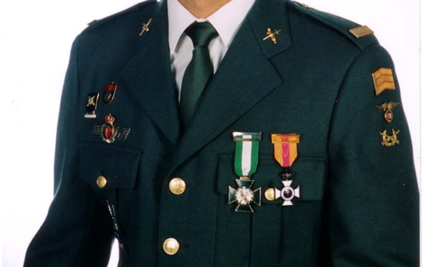 Grupo de Trabajo sobre uniformidad en la Guardia Civil
