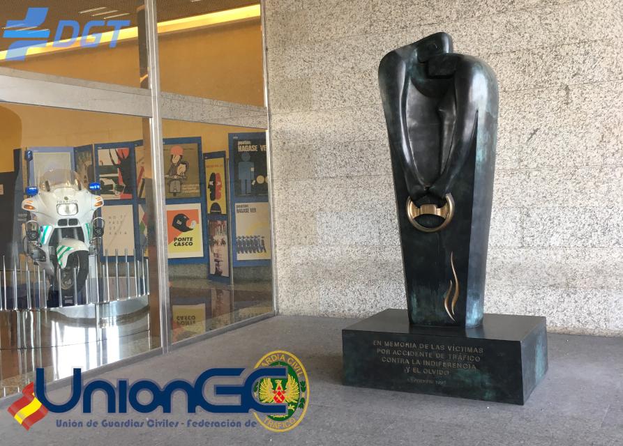 La Federación de Tráfico de UnionGC lidera la actividad asociativa de la Agrupación con una reunión con el Director General de la DGT, Pere Navarro