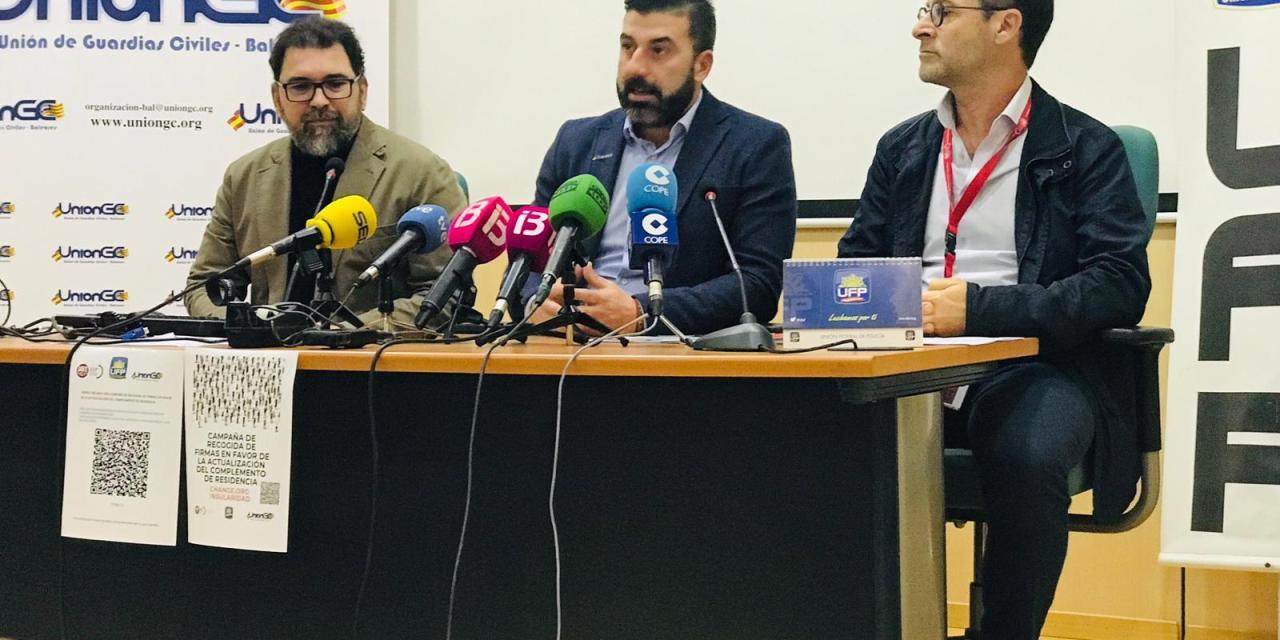 UnionGC única asociación que solicita que se aumente el plus de insularidad de Baleares
