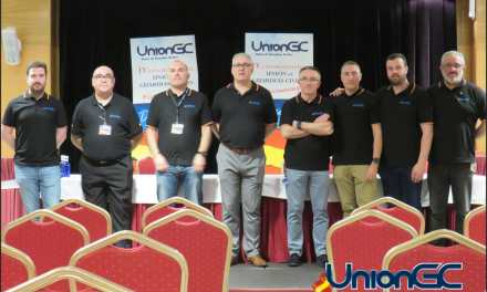 UnionGC elige nuevo Secretario General en su IV Congreso estatal