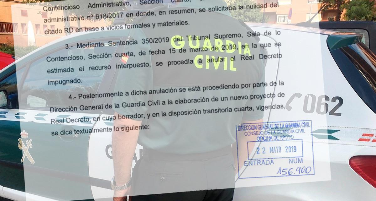 UnionGC presenta escrito ante la DGGC sobre aplicación de una Orden en el nuevo RD de destinos