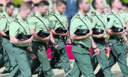UNIONGC DE GUARDIAS CIVILES ESTUDIA IMPUGNAR LAS VACANTES DE SUBOFICIALES RECIEN SALIDOS DE LA ACADEMIA Y NO DESCARTA RECURRIRLAS