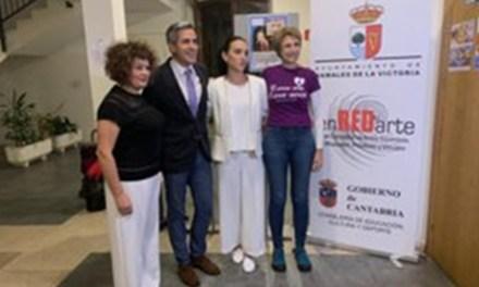 UnionGC en Cantabria participa en los actos por el Día contra la Violencia de Género.