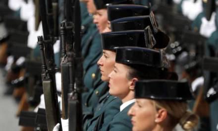 Reunión Comité de igualdad entre hombres y mujeres en la Guardia Civil