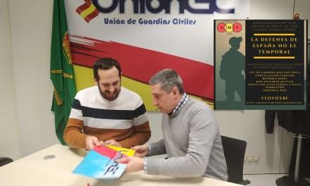 Firmamos un importante convenio de colaboración con Unión de Militares de Tropa (UMT)