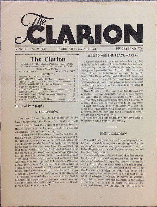 Clarion-V2N2