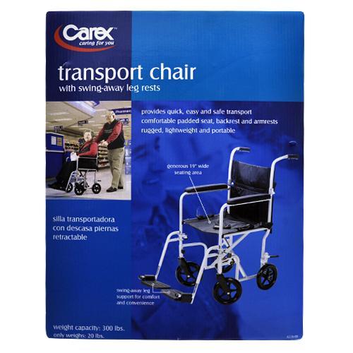 carex transport chair desk adjustable union pharmacy miami