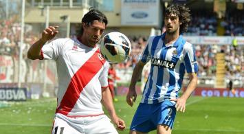 Postpartido Rayo 0-2 Real Sociedad