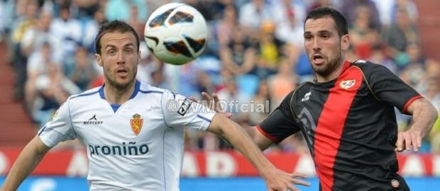 Postpartido Zaragoza 3-0 Rayo