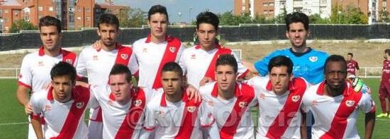 Rayo B 5-0 Internacional de Madrid