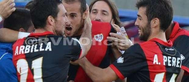Postpartido Almería 0-1 Rayo Vallecano