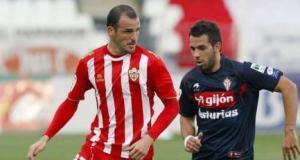 Entrevista a Soriano, jugador del Almería