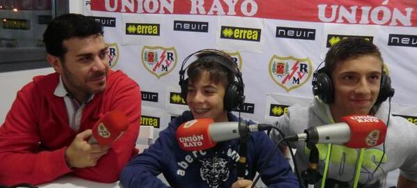 Entrevista a Igor y Alex del Infantil A