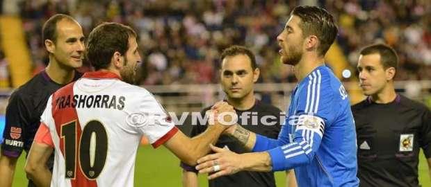 Así sonó el Rayo 2-3 Real Madrid