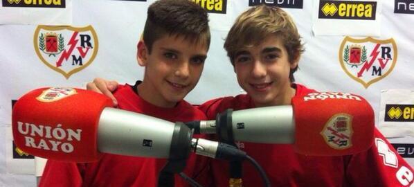 Entrevista a Norberto y Pedro del Cadete A