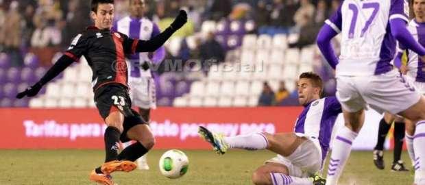 Así sonó el Valladolid 0-0 Rayo de Copa