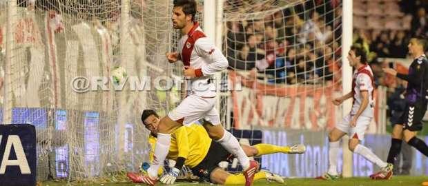 Así sonó el Rayo 3-1 Valladolid de Copa