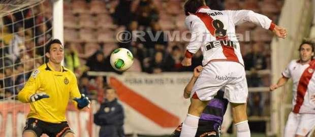 Rayo 3-1 Valladolid