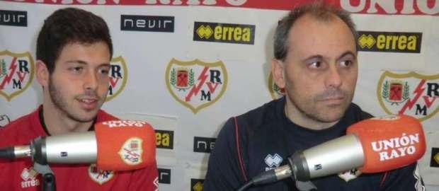 Juanvi Peinado y Raúl Maseda del Juvenil B