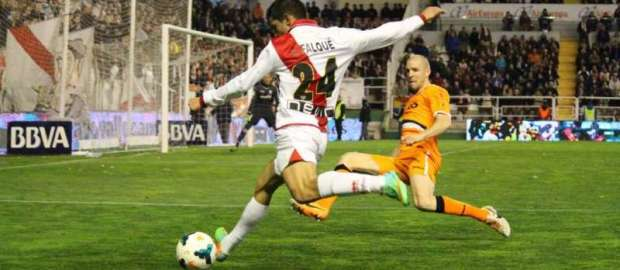 Así sonó el Rayo 1-0 Valencia