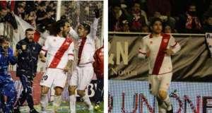 Larrivey y José Carlos, jugadores más votados ante Osasuna