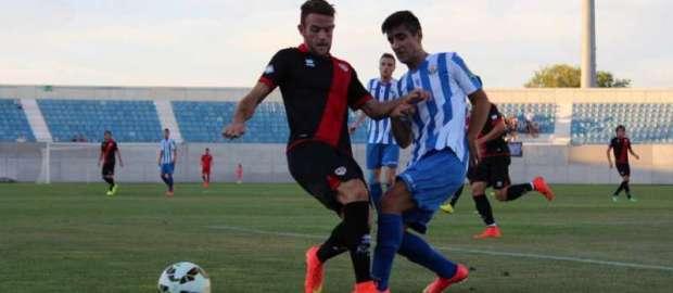 CD Leganés 2-2 Rayo