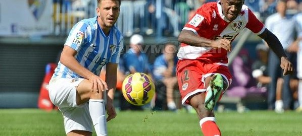 Málaga 4-0 Rayo Vallecano