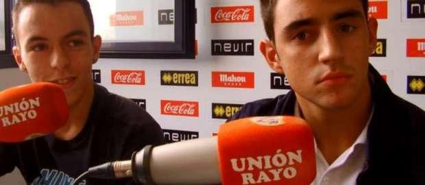 Entrevista a Christian García y Martínez del Cadete B