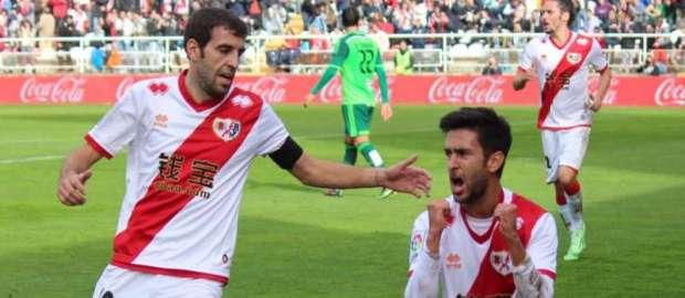 Rayo Vallecano 1-0 Celta