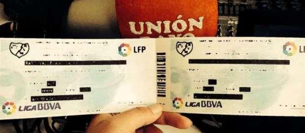 SORTEO: Consigue dos entradas para el Rayo – Espanyol