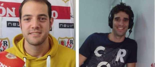 Tertulia tras victoria en Anoeta con Carlos Sánchez Blas y Raúl Granado