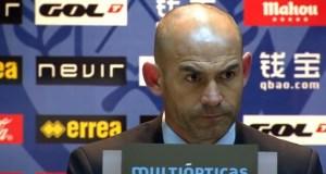 """Jémez tras el Rayo 0-1 Córdoba: """"El único error que hemos cometido lo hemos pagado"""""""