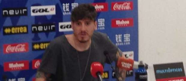 """Cristian Álvarez: """"Jugaremos como siempre en el Camp Nou"""""""