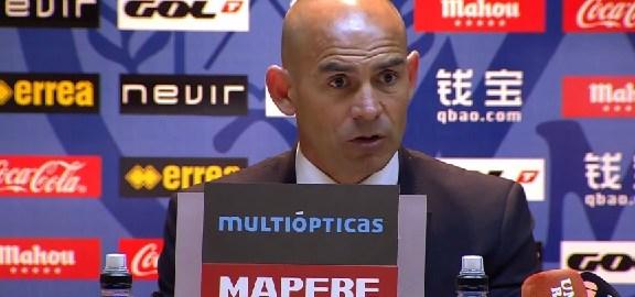 """Paco Jémez tras el Rayo 0-2 Real Madrid: """"Hemos competido a un nivel por encima de lo que esperaba"""""""