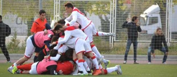 Juvenil A 3-1 Real Valladolid